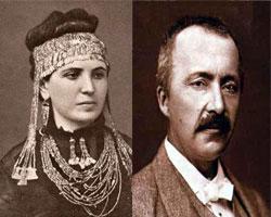 Генрих Шлиман и Екатерина Лыжина (часть первая)